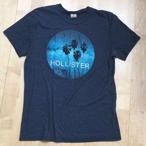 Blue Hollister T-Shirt
